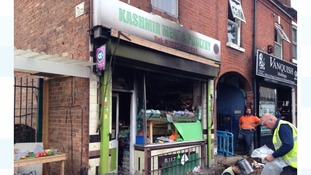 Fresh appeal over Halal butcher petrol bomb attack