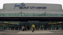George Best Belfast City Airport.