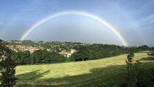 Holmfirth rainbow