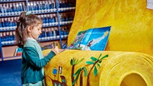 The Big Read book bench trail will run until 13th September
