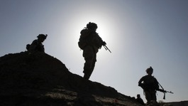 Soldiers in Afghanistan