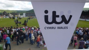 ITV Cymru Wales at the Royal Welsh Show 2016