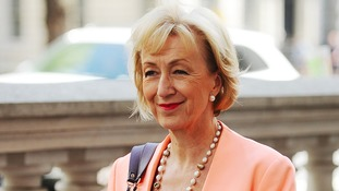 Andrea Leadsom is in trouble again.