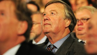 Former Justice Secretary Kenneth Clarke