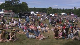 Latitude Festival 2016 at Henham Park in Suffolk