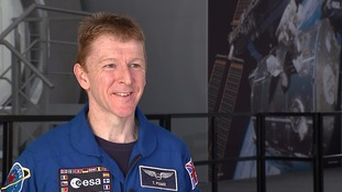 Is a mission to the Moon next for Tim Peake?