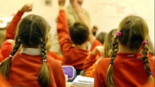 Boys are nearly twice as likely to fall behind at school than girls in the Midlands