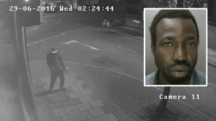 Thief busts a move on CCTV after finding £50 in stolen wallet