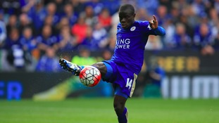 Kante completes move to Chelsea