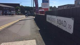 Shots were heard in the Burncross area of Sheffield