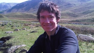 Rory Stewart, MP for Penrith and the Borders