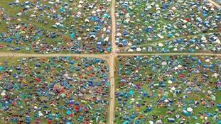 Latitude campsite