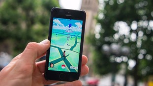 The game involves people searching for the popular characters in the real world using GPS and maps in their phones.