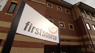 Up to 542 jobs are at risk at outsourcing firm, Firstsource.