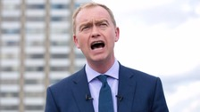 Liberal Democrat leader Tim Farron MP.