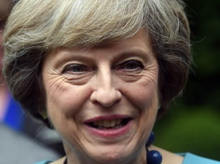 Theresa May hopes MPs will vote in favour of renewal