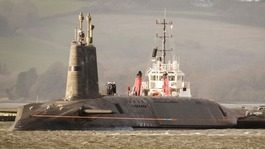 MPs approve plans to replace Trident submarines