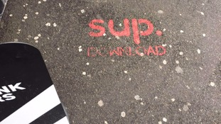 Tech company fined for spray painting pavements in advertising campaign