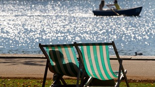 UK temperatures to soar higher than Ibiza and Los Angeles