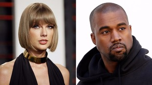 Taylor Swift and Kanye West war of words over his 'Famous' single intensifies