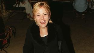 Actress Julie Fernandez