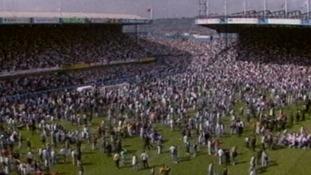 Hillsborough in 1989