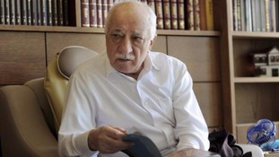 Fethullah Gullen lives in self-imposed exile in the US