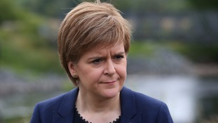 Sturgeon: UK Government 'playing games' over Trident