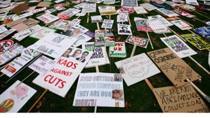 placards