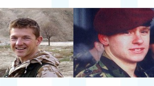 Matthew Bacon and Tom Keys were both killed in Iraq.