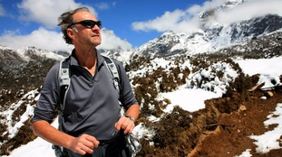 West Country explorer set his sights on new challenge
