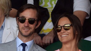 Duke and Duchess of Cambridge 'absolutely delighted' for newly engaged Pippa Middleton