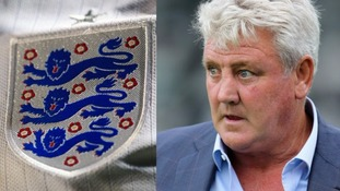 Hull manager Steve Bruce interviewed for the England job