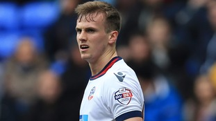 Arsenal close in on Bolton youngster deal
