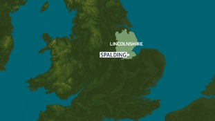 Spalding where the incident happened.