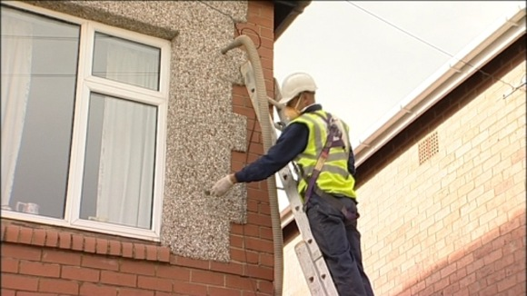 Grants are available to help people insulate their homes