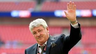 Hull City confirm Steve Bruce England manager talks