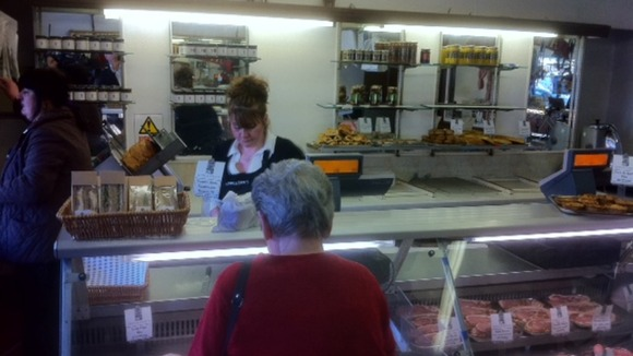 Appleton&#x27;s butchers, Ripon