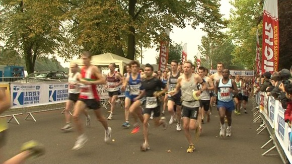 Leicester marathon