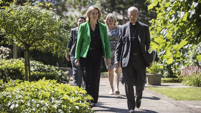 Rudd and Welby