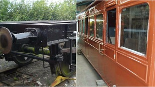 The carriage and chassis will be put together again today.