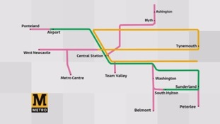 How a new Metro map could look