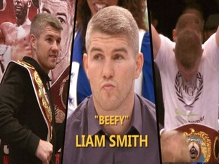 Liverpool's Liam 'Beefy' Smith will defend his world title against Mexico's Canelo Alvarez.
