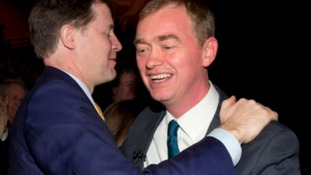 Lib Dem leader brings Nick Clegg back to tackle Brexit issues