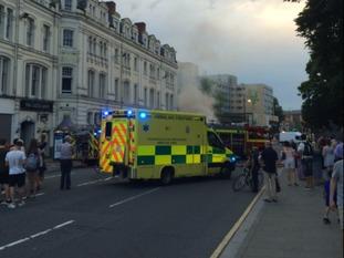 Cardiff fire