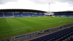 Chesterfield apologise after 'falsified' entry wins training camp raffle