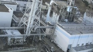 Fukushima power plant