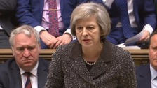 Theresa May faces her first round of PMQs on Wednesday