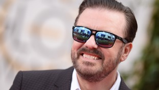 Ricky Gervais to be honoured at Bafta Los Angeles