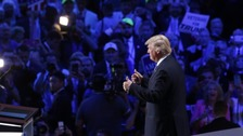 Trump is now officially the Republican presidential candidate